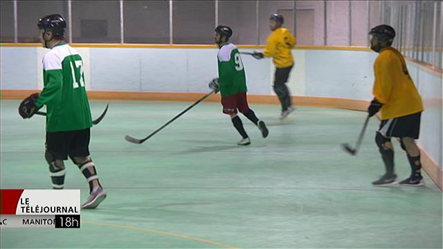 7 Manitobains au Championnat du monde de hockey balle