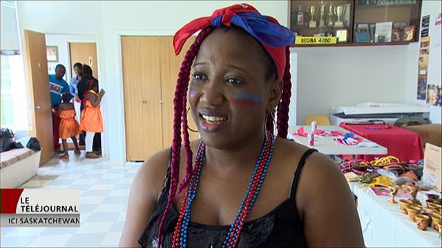 Célébrer Haïti à Regina
