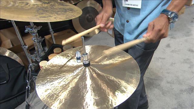D'Istanbul à Meductic : Les cymbales Sabian