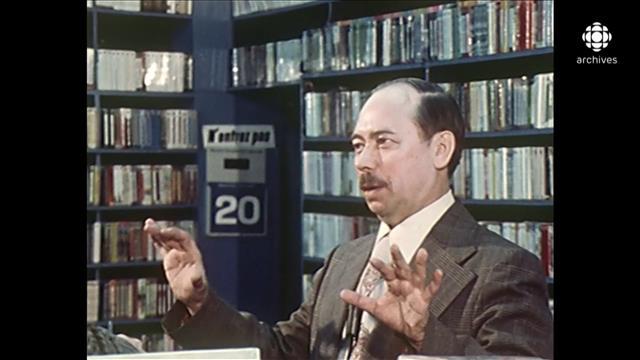HenriTranquille, le libraire indépendant