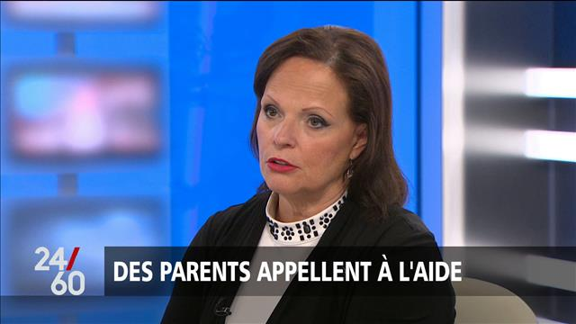 Des parents appellent à l'aide