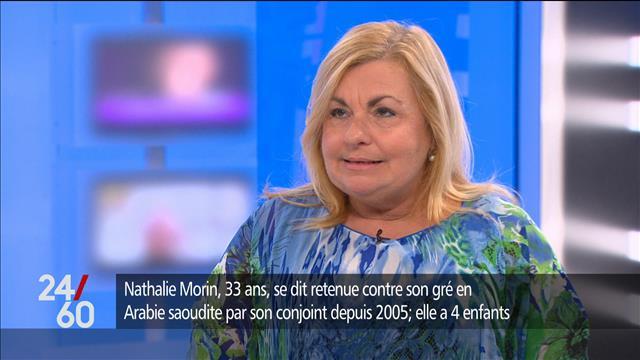 En soutien à Nathalie Morin