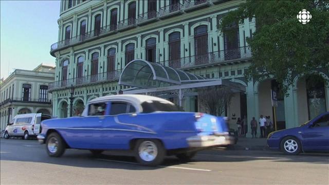 Hausse importante du tourisme à Cuba