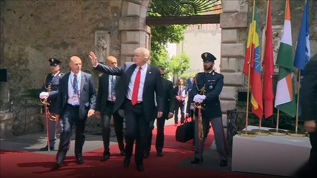 G7 : pas de consensus sur le climat