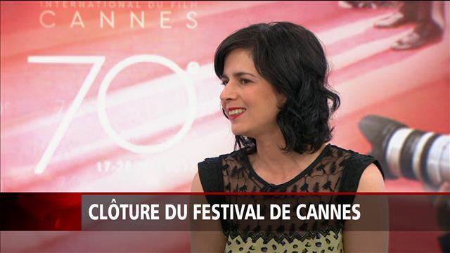 Dernière journée et bilan du Festival de Cannes avec Hélène Faradji