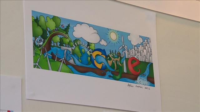 La Jonquiéroise Amélie Fortier finaliste d'un concours de Google