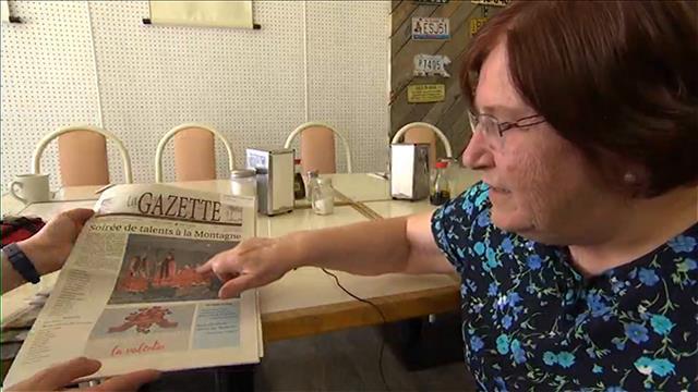 Les journaux locaux, le moyen de communication dans les petites communautés francophones
