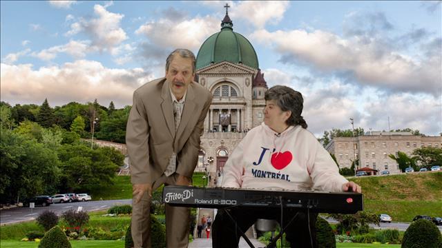 Découvre ta ville avec Melville: L'Oratoire Saint-Joseph