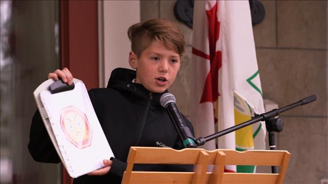 Le futur maire de Saint-Jean-Baptiste