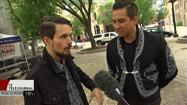 The Mariachi Ghost au Festival international de jazz de Winnipeg