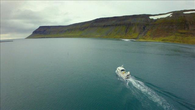 Pêche durable en Islande