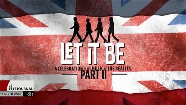 La Beatlemania sera à Saskatoon en novembre!