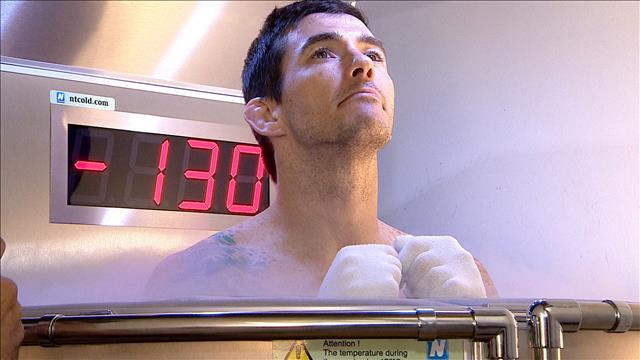 Guérir à -145 °C avec la cryothérapie?