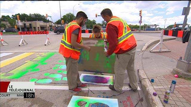 Cool Streets donne de la couleur aux rues de Winnipeg
