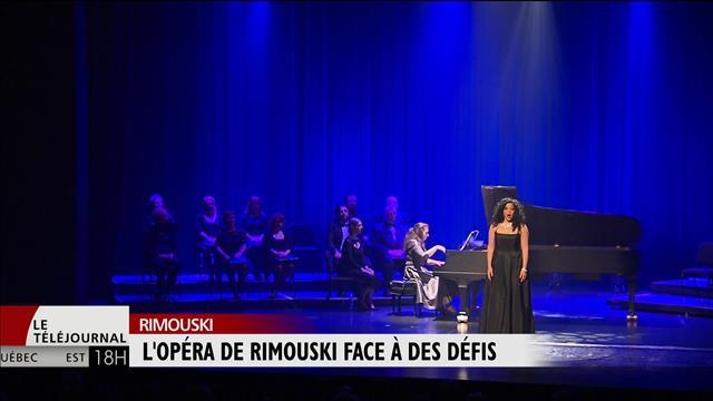 L'Opéra de Rimouski fête son 15e anniversaire