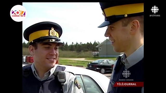 Reportage du Téléjournal, diffusé le 19 mai 2006
