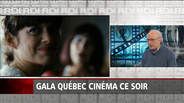 Gala Cinema Quebecois Videos Ici Radio Canada Ca