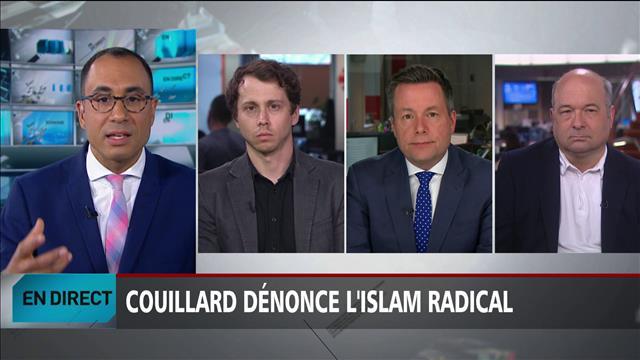 Le panel politique du 22 juin 2017