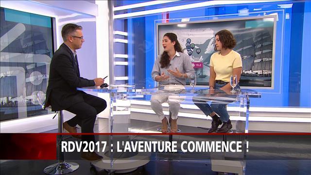 RDV2017 : l'aventure commence!