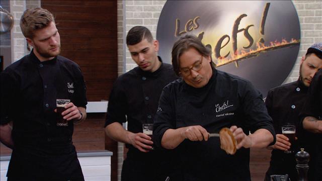 Comment ouvrir les pétoncles et faire une coquille Saint-Jacques?