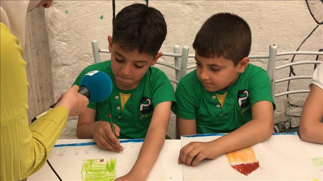 Une radio québécoise pour les enfants réfugiés de Syri