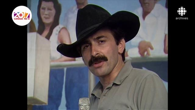 Reportage du Ce soir, diffusé le 12 juillet 1985