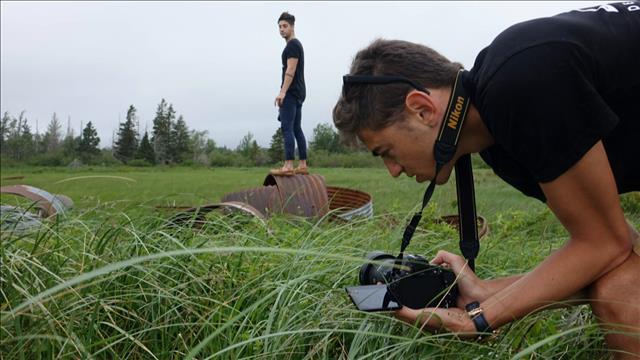 Deux jeunes passionnés de photo fiers ambassadeurs du Nouveau-Brunswick