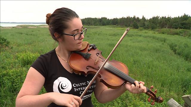 Le Cap-Breton, où l'on naît avec un violon dans les mains... ou presque.