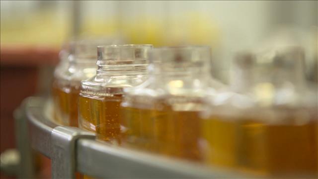 Une touche de miel