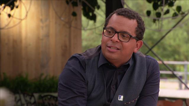 Entrevue avec Gregory Charles