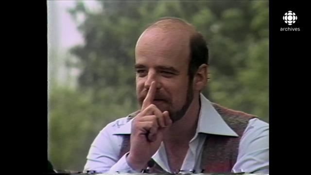 Entrevue à l'émission Reflets d'un pays, 28 août 1981