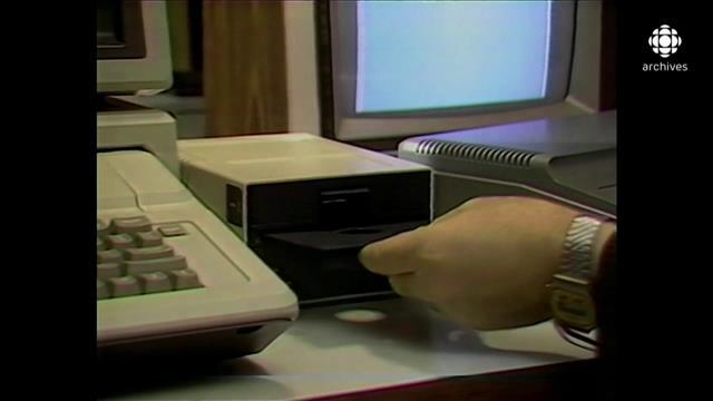 Retour dans le temps sur les débuts de l'ordinateur