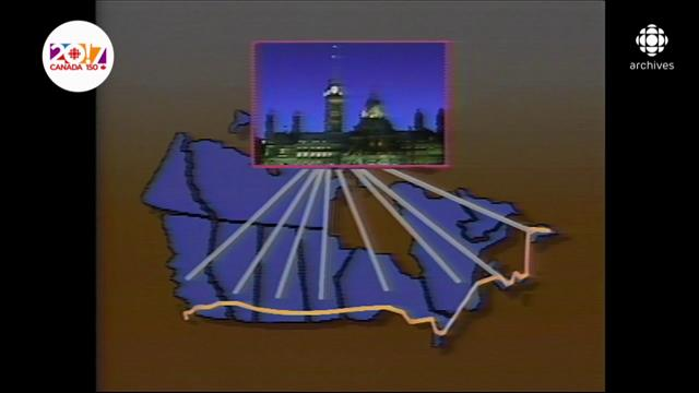 Extrait d'un reportage de la série Autoroute électronique, 11 octobre 1985