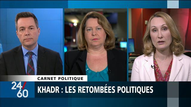 Khadr : les retombées politiques