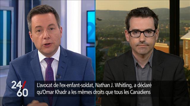 Omar Khadr garde ses 10 millions