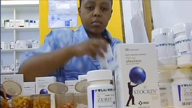 Lutte contre le sida: les compressions américaines inquiètent