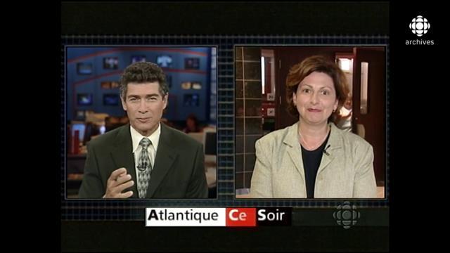 Reportage au Atlantique ce soir, 6 août 2002