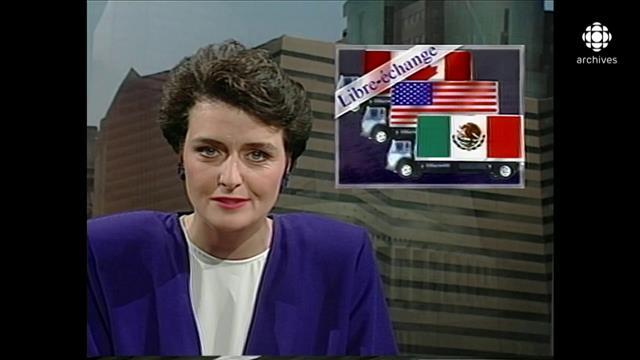 Le 12 août 1992, les États-Unis,  le Canada et le Mexique signaient l'ALENA