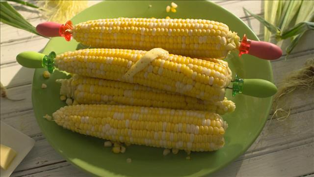 Produit vedette: Le maïs de Neuville