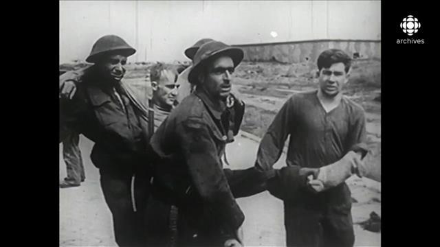 75 ans depuis le débarquement de Dieppe