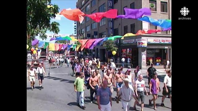 La communauté LGBT de Montréal et son histoire