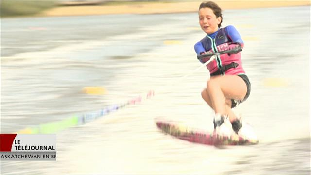 La passion du ski nautique