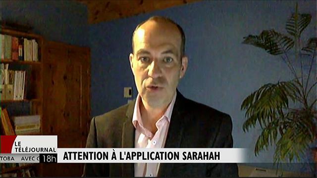 Sarahah : une appli qui prône la cyberintimidation chez les adolescents