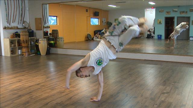 Dan Biko Zilsel nous présente la capoeira