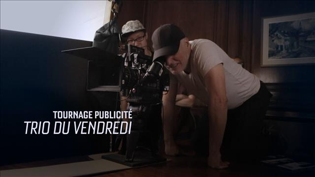 Promo House of Cards: making of