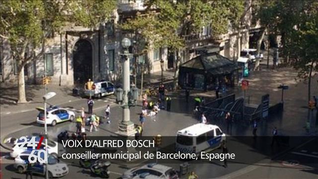 Barcelone, cible de l'État Islamique
