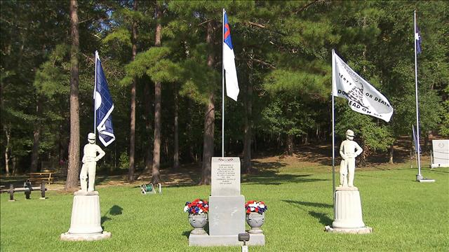 Retrait de statues confédérées aux États-Unis