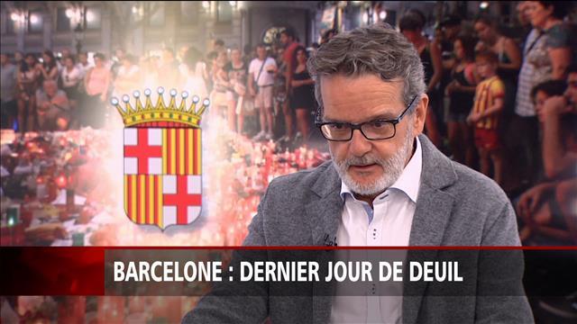 Barcelone : retour émouvant sur les événements