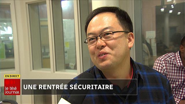 L'Université de Saint-Boniface conjugue rentrée et sécurité