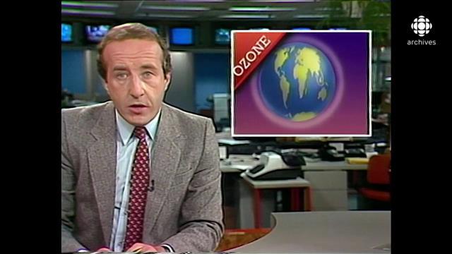 Il y a 30ans: Le protocole de Montréal pour protéger la couche d'ozone